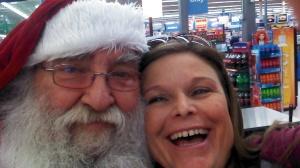 Santa Selfie 2014