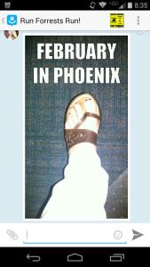 Feb in Phoenix
